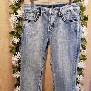 Suko Cropped Jeans